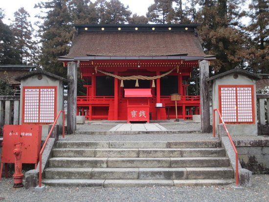 Godo-cho, ญี่ปุ่น: 神社本殿