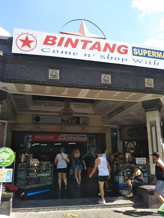 Bintang Supermarket Seminyak - 2018 All You Need to Know ...