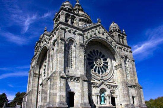 Gondomar, Portugalsko: Santa Luzia, Viana do Castelo
