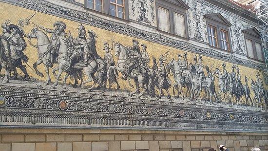 Procession of Princes: Fürstenzug