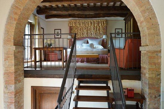 Castello Banfi - Il Borgo-bild