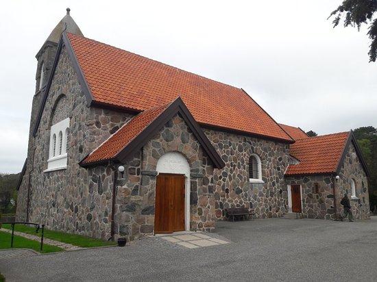 Hundested, Danmark: Lynaes kerk