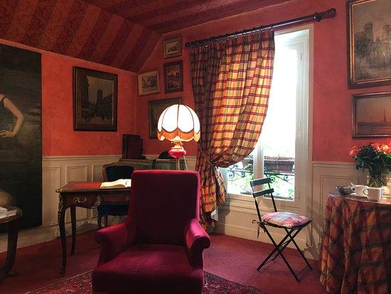 Hotel de Nice: Breakfast Room