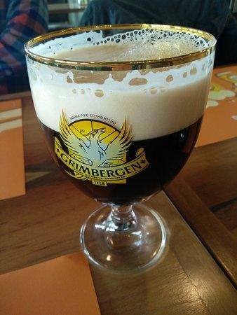 Oroslavje, Chorwacja: draft beer