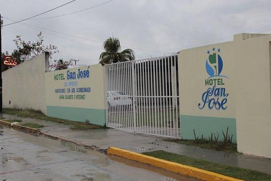 El Triunfo, المكسيك: Balancan (El Triunfo-Hotel San José)