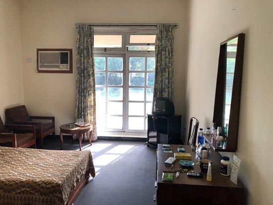 Saidu, Pakistan: clean comfortable rooms with garden view