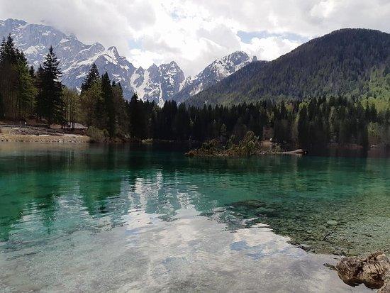 Soca, Slovenia: Paesaggio