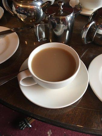Lake Vyrnwy Hotel & Spa: High Tea