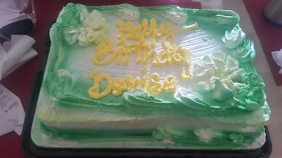 Tremendous Birthday Cake In Jamaica Picture Of Captains Bakery Grill Funny Birthday Cards Online Overcheapnameinfo