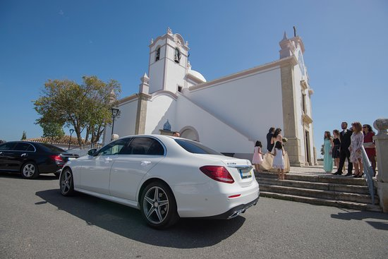 Almancil, Portugal: Wedding day transportation by Algarve T