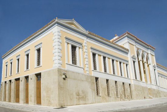 Archaeological Museum Of Pirgos