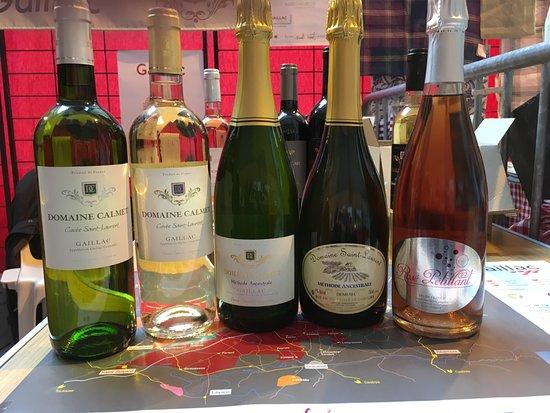 Tourny, Prancis: Nos vins
