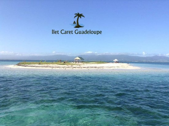 Sainte Rose, Guadeloupe: Ilet caret est un petit paradis ! il n'a pas encors disparu ! venez en demi ou en journée !