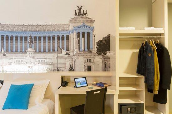 B Hotel Roma Trastevere Updated 2018 Reviews Price Comparison Rome Italy Tripadvisor