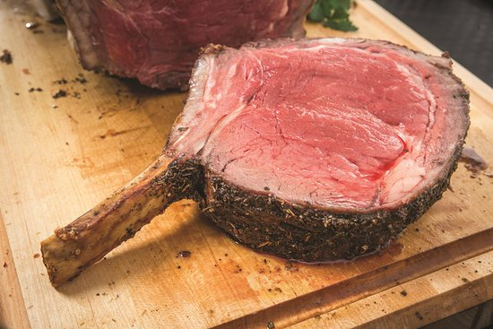 Williamstown, NJ: Certified Angus Beef prime rib. Taste the difference