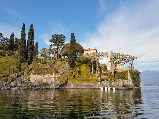 Taxi Boat: Villa Balbianello from the boat
