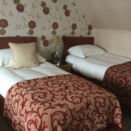 Honeypot Guest House & Tearoom: Crail Triple Bedded Room