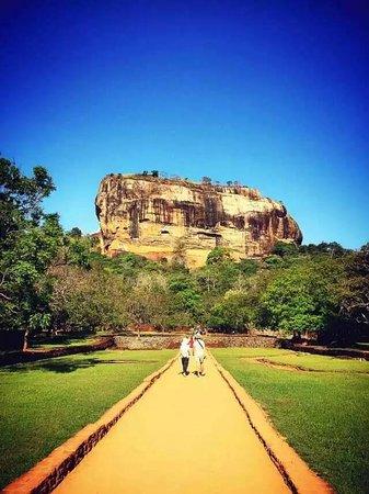 Katunayake, Sri Lanka: sigirya historical mind blowing scenery