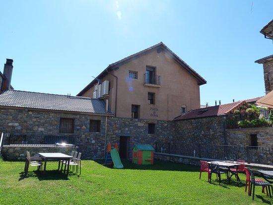 Laspuna, Espanha: Apartamentos estándar casa rural Laspuña