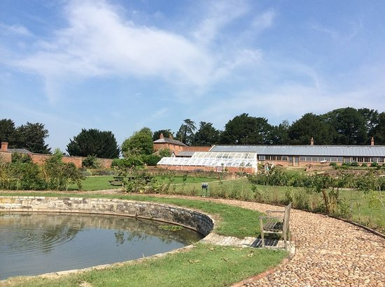 The Walled Gardens at Croome Court
