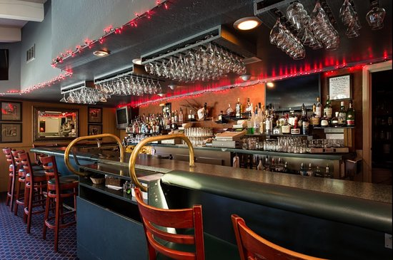The Bar Picture Of Blue Pheasant Restaurant Cupertino