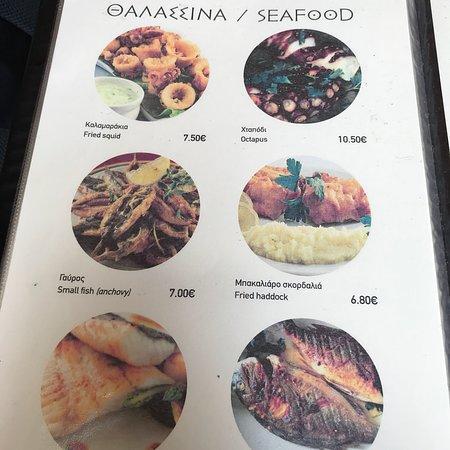 Restaurant Athenes Prix