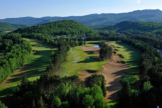 Le Diable Golf Course