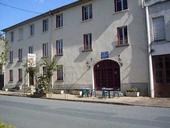 Bourganeuf, Francja: vue extérieure