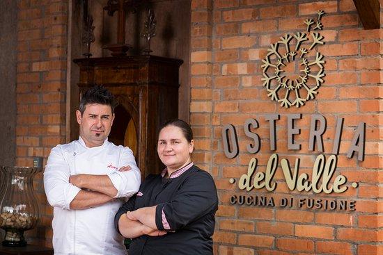 Osteria Del Valle: Uma gastronomia baseada no cuidado, no carinho e na dedicação da Família Silva!