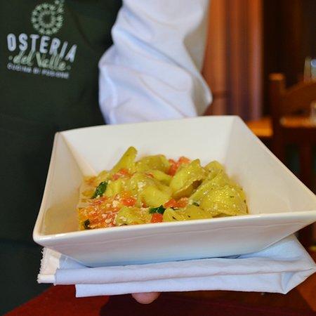 Osteria Del Valle: Ingredientes: Carinho, cuidado e tradição.