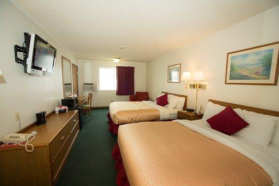 Mr & Mrs Vasquez - Review of Alliance Hotel & Suites, Alliance ...