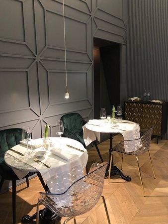 Salotto Culinario Ristorante.Mise En Place Foto Di Amoroso Salotto Culinario Palermo