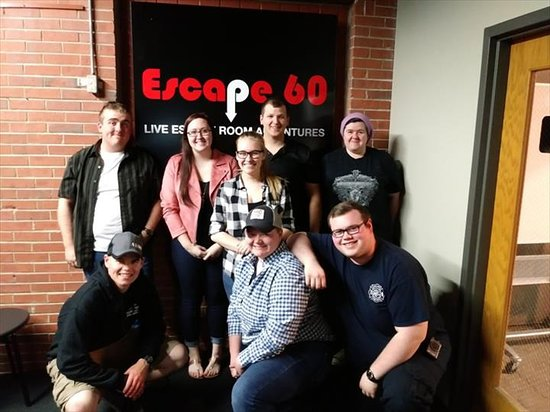 Escape 60 - Live Escape Room Adventures