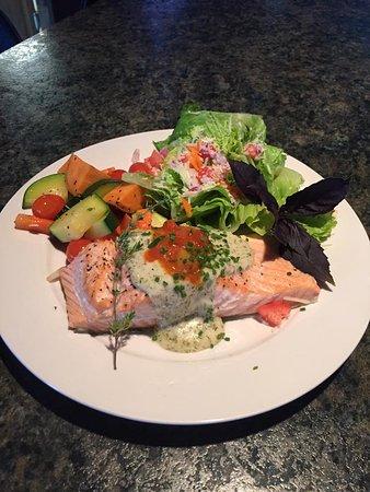 Shawano, WI: Salmon