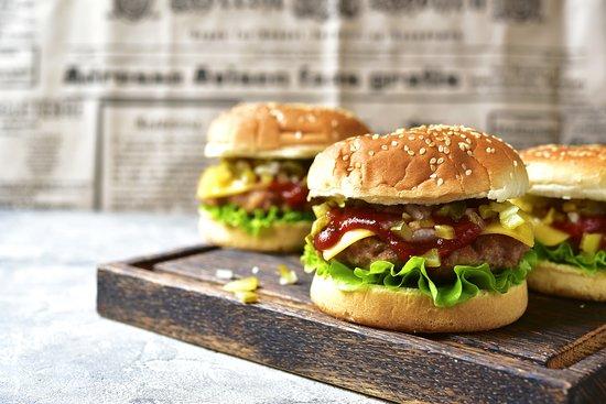 Shawano, WI: Burger