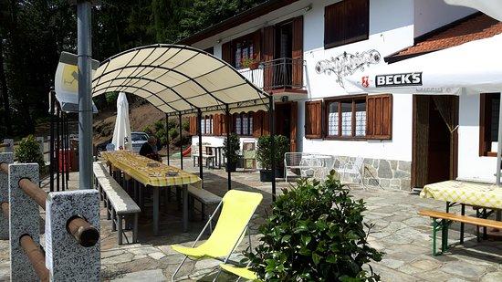 ristorante Baita Piana Rovei: esterno