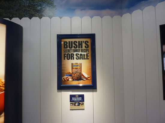 Bush's Beans Visitor Center