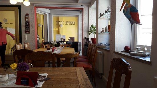 Osterwieck, Niemcy: Kaffee Mitte