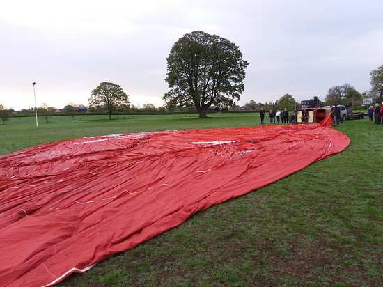 Virgin Balloon Flights - Whitchurch