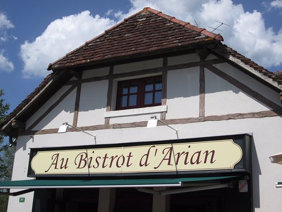 Au Bistrot d'Arian : Le Bistrot