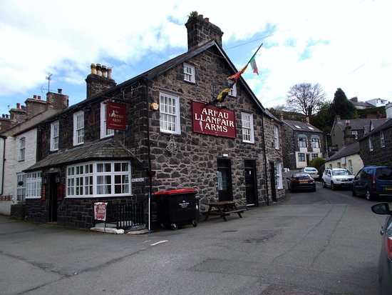 The Llanfair Arms