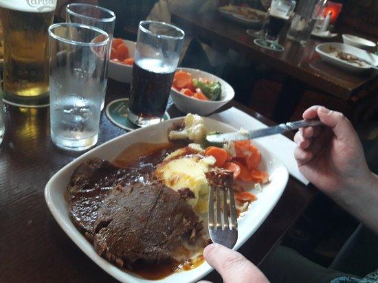 Dining in Ballina, Mayo, at Twin Trees Hotel