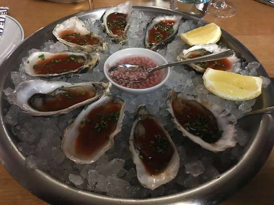 Oyster Box: Oysters