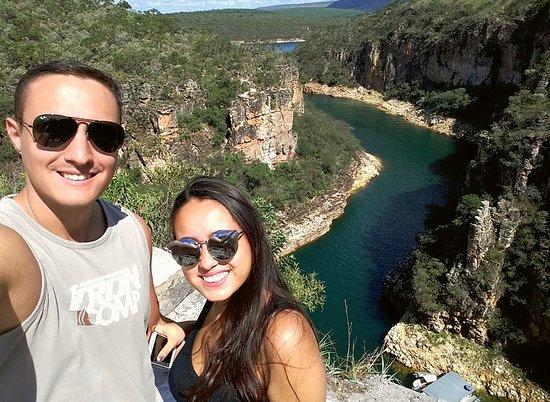 Mirante dos Canyons: Foto do Mirante