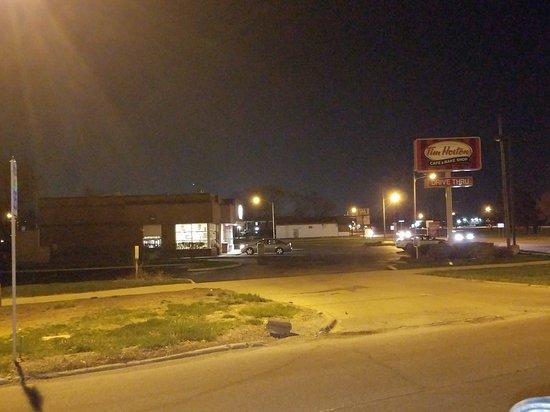 Trenton, Мичиган: Photo taken at appx. 8:50pm