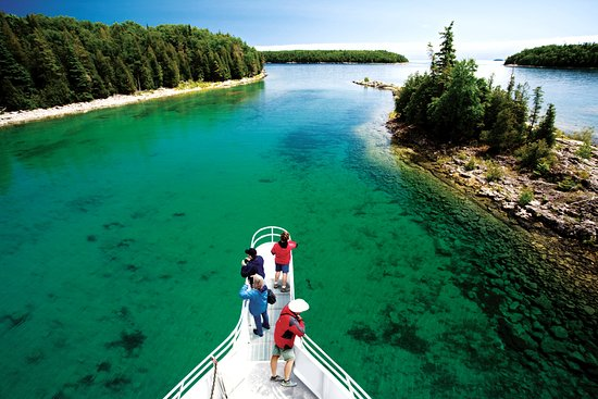 Ontario, Canada: Tobermory
