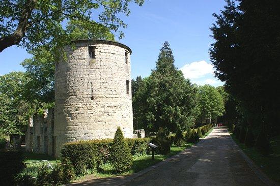 L'Abbaye de Saint-Maur-des-Fosses