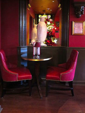 off the record in hay adams hotel interior picture of off the rh tripadvisor com