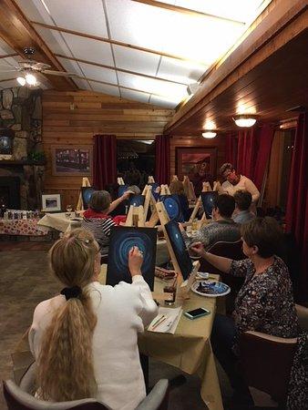 Blind Bay, Canada: Duffers Den Restaurant & Lounge