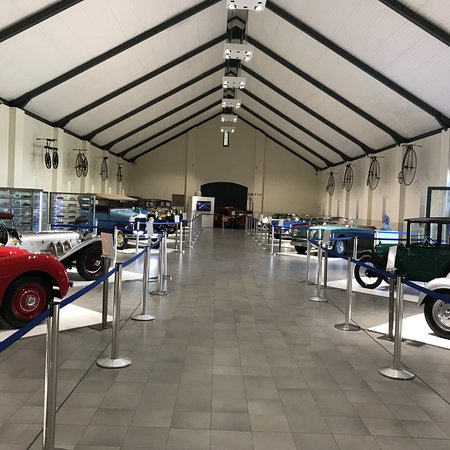 Motormuseet i Franschhoek: photo3.jpg